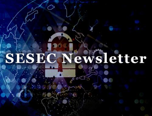 SESEC IV Bimonthly Newsletter June-July 2021